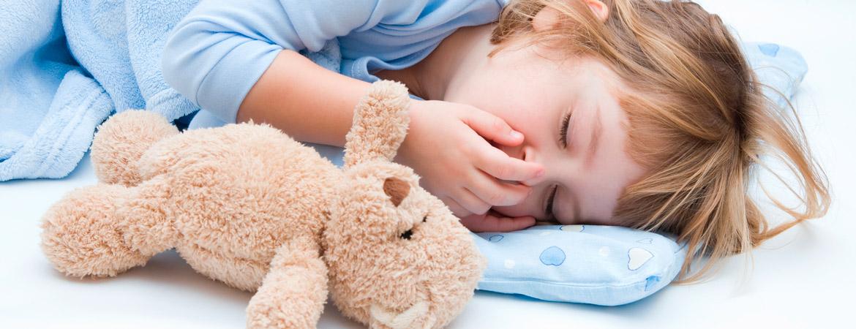 Sleep-disordered breathing among kids