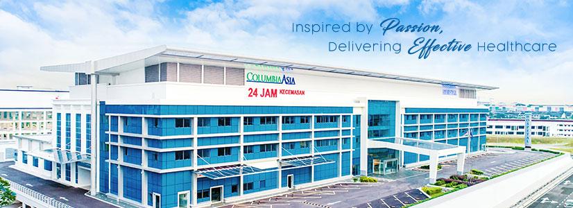 Columbia Asia Hospital - Tebrau.